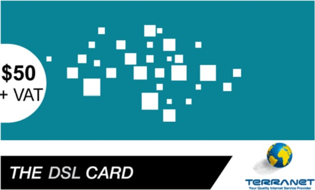 TERRA DSL$50 (OS/230GB) (5M/UNLIMITED) (PLAY OS/UNLIMITED)