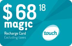 TOUCH MAGIC ($75.85)