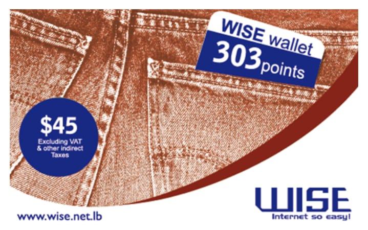 WISE wallet 303
