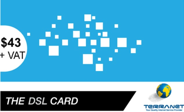 TERRA DSL$43 (OS/180GB) (4M/UNLIMITED) (HOME OS/UNLIMITED)