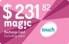 TOUCH MAGIC ($257.49)