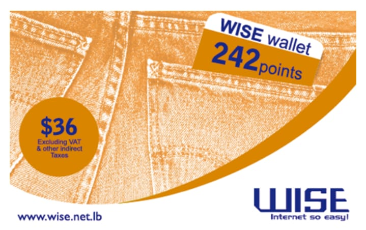 WISE wallet 242